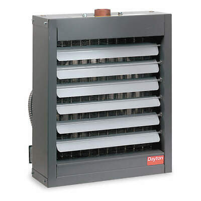 Dayton 5pv34 Hydronic Unit Heaterhrzntl2900cfm