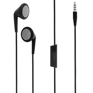 Genuine BlackBerry Universal Headset Headphone Handsfree for iPhone 4,4s,5,5s,5c