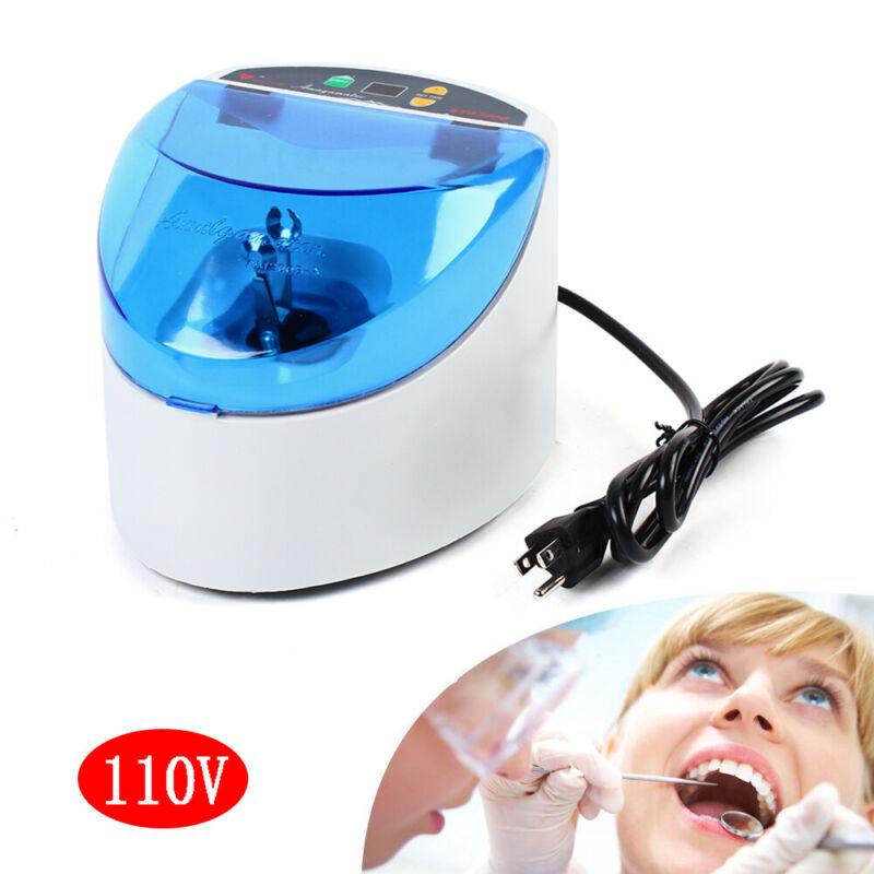 Digital High Speed Dental Amalgamator Amalgam Capsule Mixer Lab Equipment Hot US
