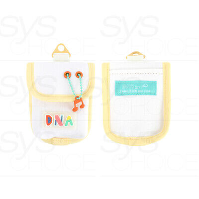 BTS DNA Official Authentic Hanging Mini Pouch 80 x 100mm + Tracking Number