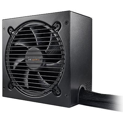 be quiet! Pure Power 10 400W ATX PC Netzteil BN272 schwarz
