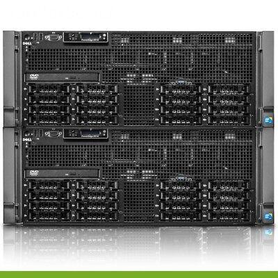 Dell PowerEdge R910 Server | 4x 2.26GHz X7560 32 Cores | 64GB | H700 | 2x 300GB