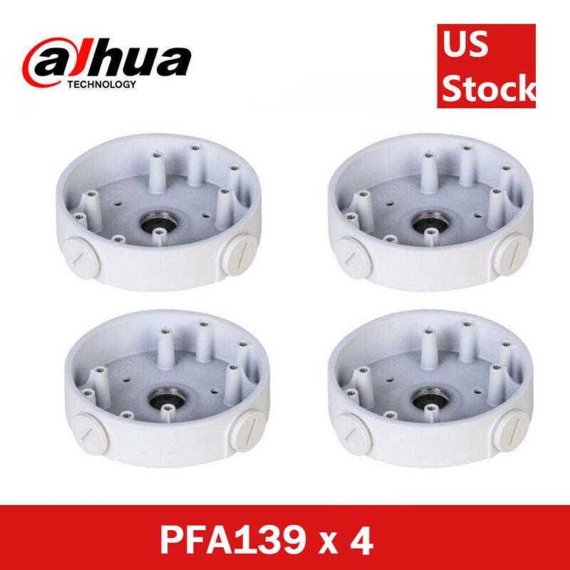 4PCS DAHUA PFA139 Junction Box Mount for IP Dome Camera IPC-HDW4631C-A 4431EM-AS