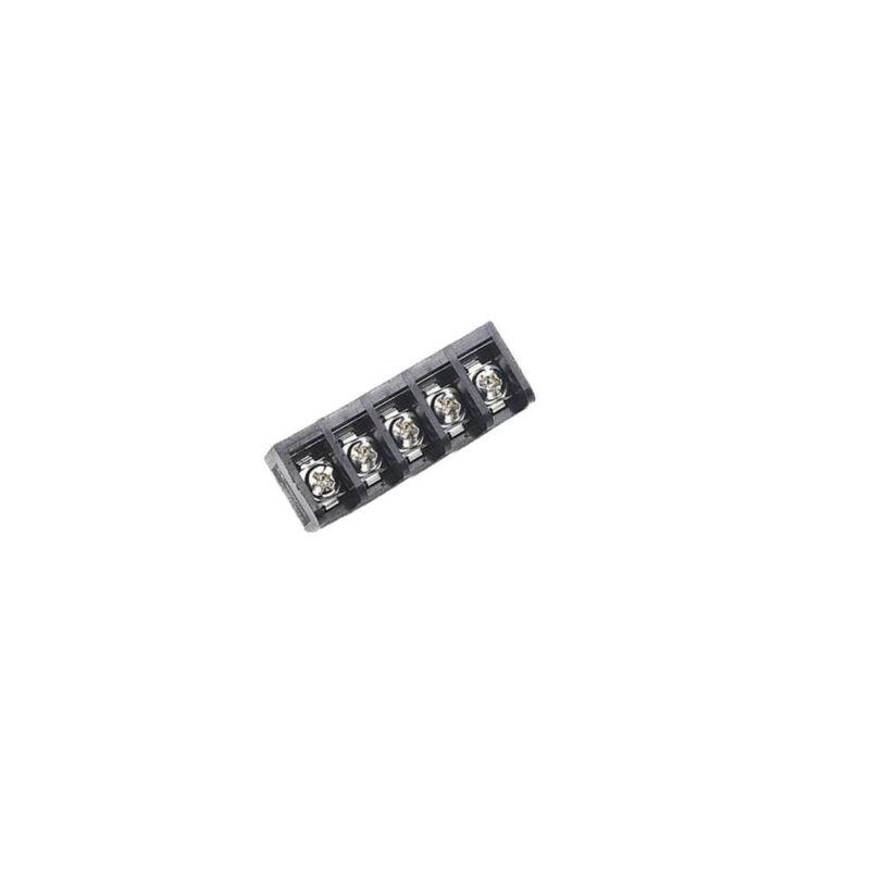 2Pcs 25A 300V 9.5mm Pitch MG46 HB9500 Screw Terminal Block Connector 5Pin