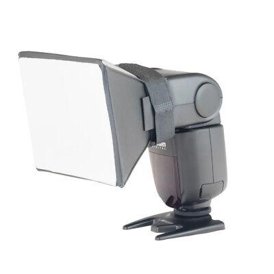 Phot-R Universal Studio Softbox DSLR Flash Diffuser for Canon Nikon Sony Metz