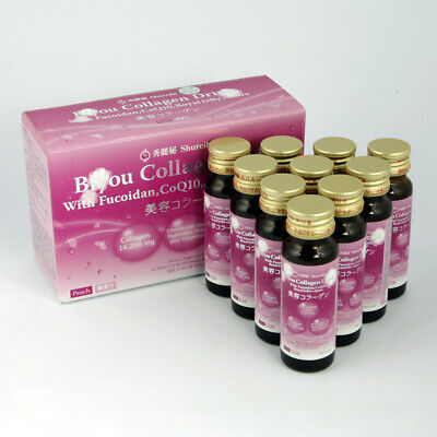Biyou Collagen Drink (10 bottles/1.7fl oz/50ml)