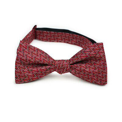 Tau Kappa Epsilon Fraternity Silk Bow Tie- Self-Tie- Greek Letters-New!