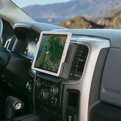 "Scosche IDKCR01 2013 -Up Dodge Ram Dash Mount for iPad w/ UConnect 8.4"" Systems"