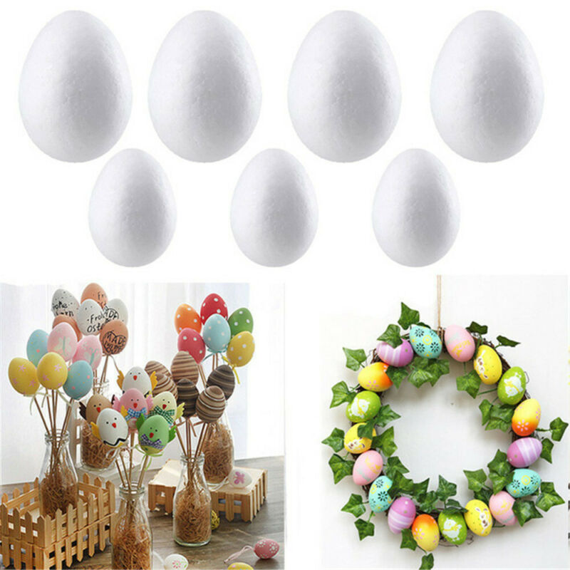 wedding decor easter party decoration white craft
