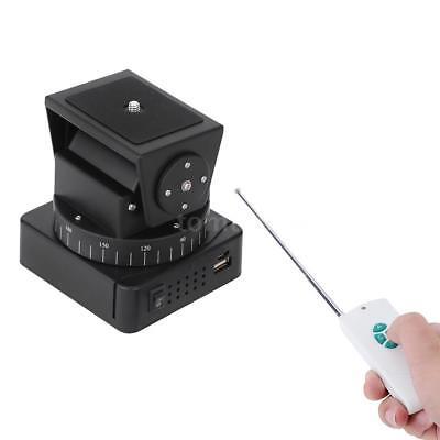 Remote Control Motorized Tripod Pan Tilt Head for Gopro Hero SJCAM Cameras V5U5