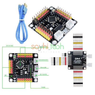 16mhz Ch340g Nano V3.0 Atmega328p Dm Strong Micro-controller Board For Arduino