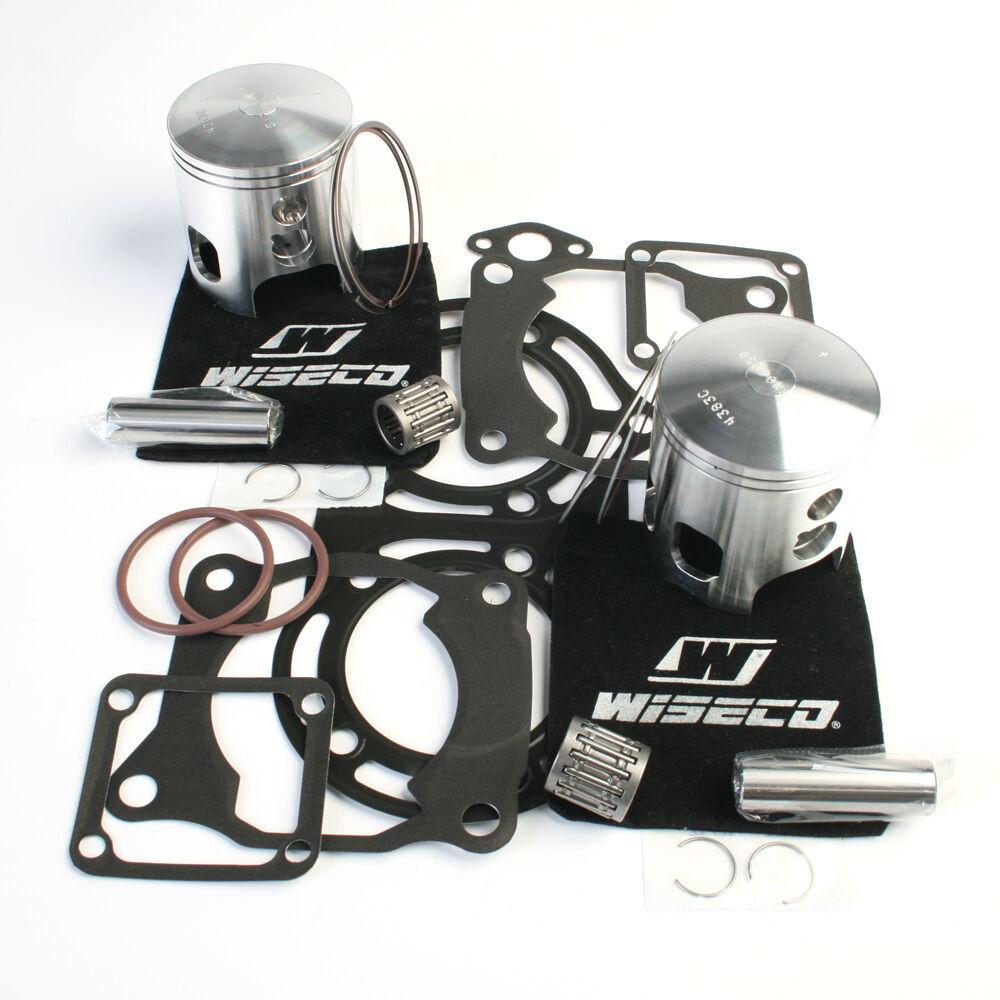 Yamaha Banshee Wiseco Racing Pistons 513M06400 64.00 mm Top End 2 Set of