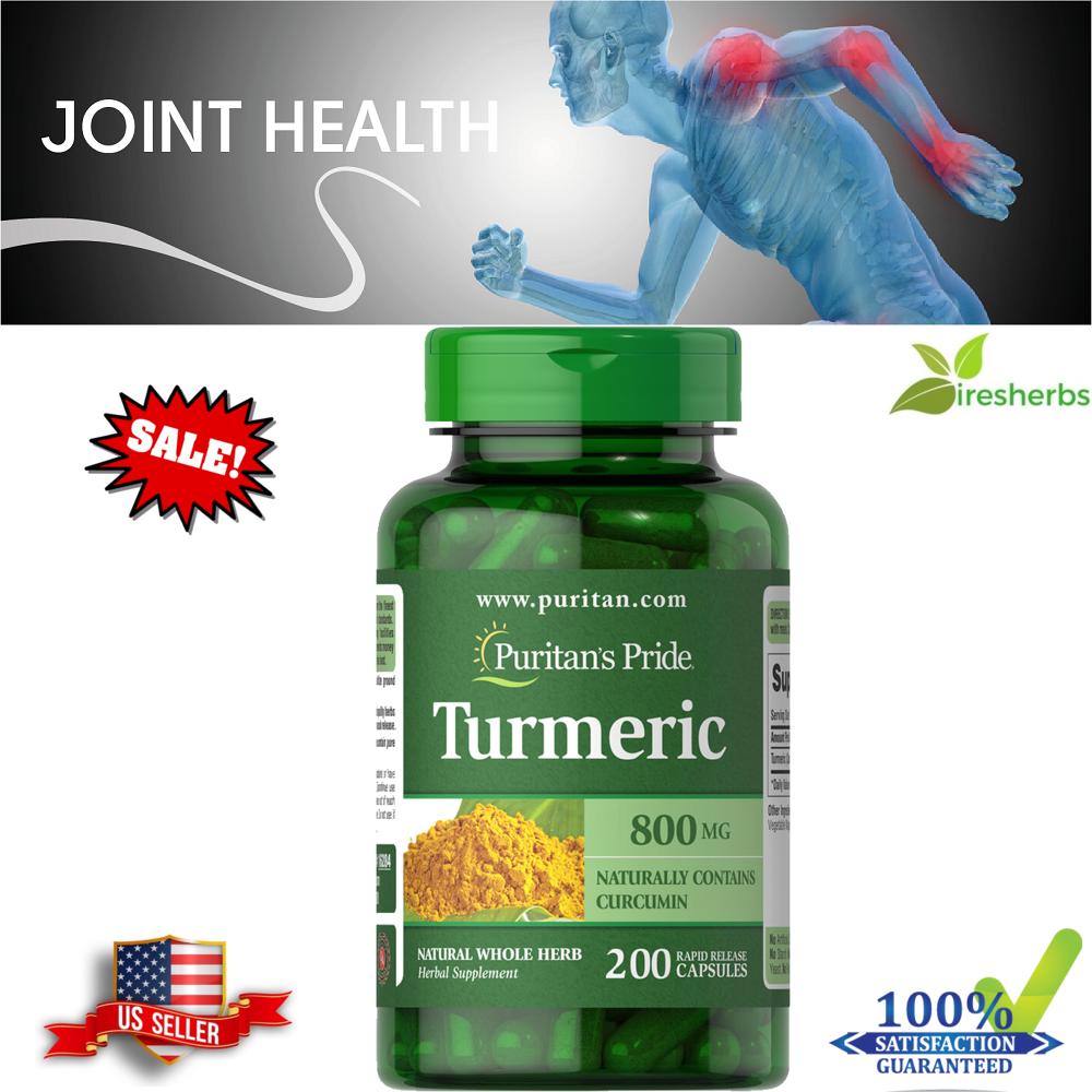 1 best turmeric curcumin 800mg antioxidant healthy