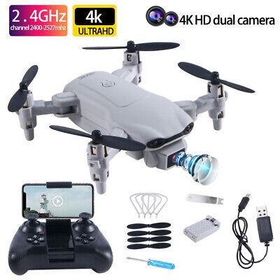 2021 New RC Drone 4k HD Major Angle Camera WIFI FPV Drone Dual Camera Quadcopter