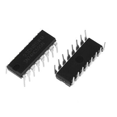 10pcs Lot New Sn74hc595n 74hc595n 74hc595 Dip-16 Logic-shift Register