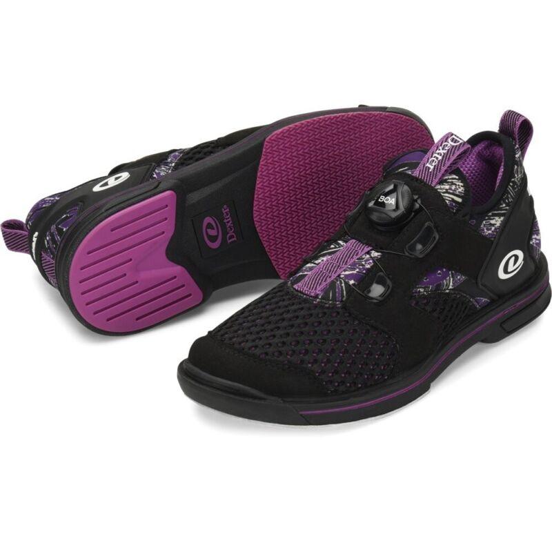Dexter Pro BOA Black/Purple Women
