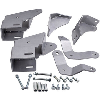 Control Arm Drop/Relocation Kit for 4.5-6.5