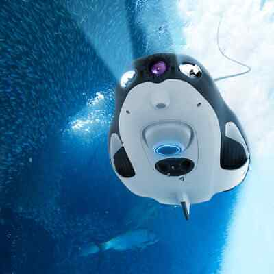 Powervision PowerRay Wizard Submersible Underwater Drone 4K UHD Camera F/S
