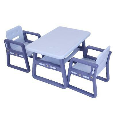 Kids Table And Chair Set Furniture Activity Toddler Toy Play Home Gifts