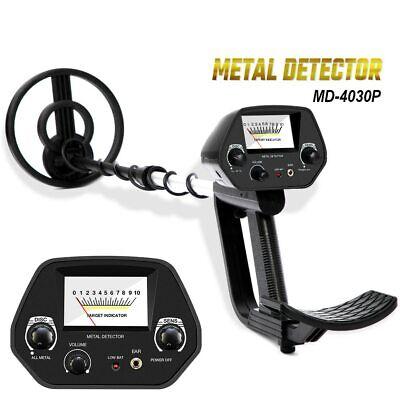 Md4030 Metal Detector Gold Digger Hunter Finder Deep Sensitive Search Waterproof