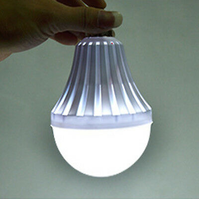 Energy Saving Battery - E27 Energy Saving LED Intelligent Lamp Emergency Light Battery Rechargeable Bulb