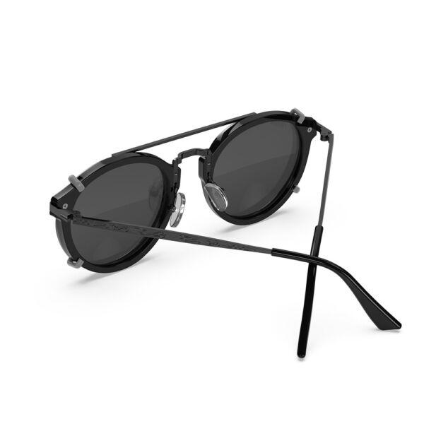 Occhiali da Sole Mod. Hemmet® Vintage Raider – More Black