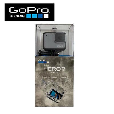 GoPro Hero7 White - 1080P 60 10MP WaterProof 2x Slo-Mo Camera NEW
