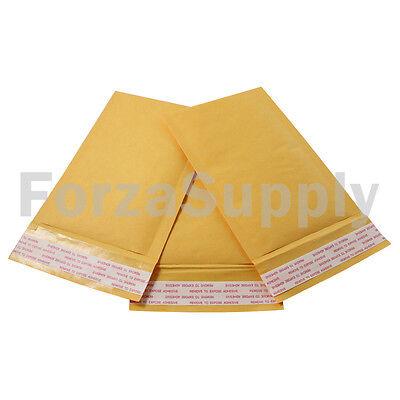 50 000 4x8 Ecoswift Brand Kraft Bubble Mailers Small Padded Envelope 4 X 8