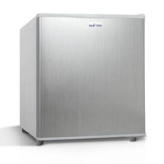 2-in-1 55L Caravan Bar Fridge Freezer