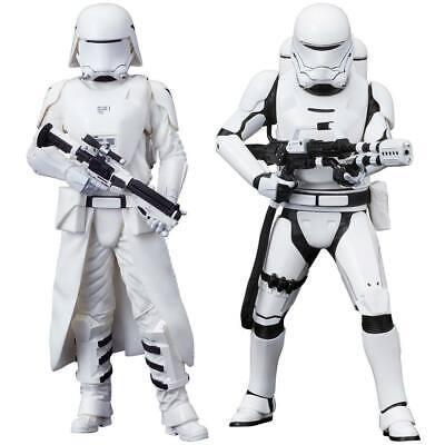 Star Wars Ep VII ARTFX+ Statue 2 Pack First Order Snowtrooper & Flametrooper