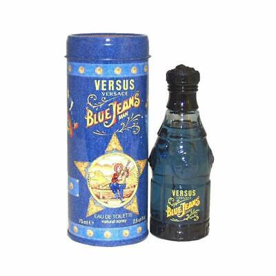 Versus Blue Jeans Eau de Toilette for Men - 75 ml