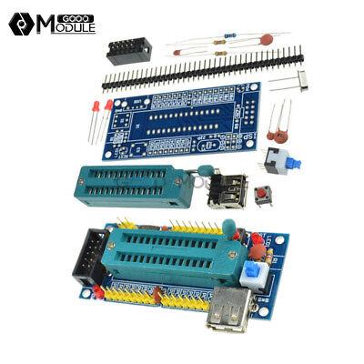 Durable Atmega8 Atmega48 Atmega88 Development Board Avr No Chipdiy Kit New