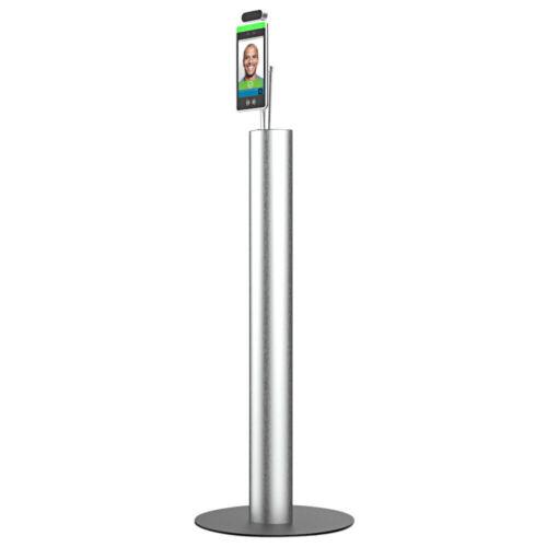 "New Meridian 60.5"" Pedestal Temperature Screening Verification Kiosk (Non-LED)"