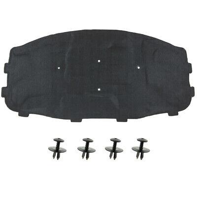 Bonnet hood sound proofing  BMW 3 E46 hood insulation 51488193941