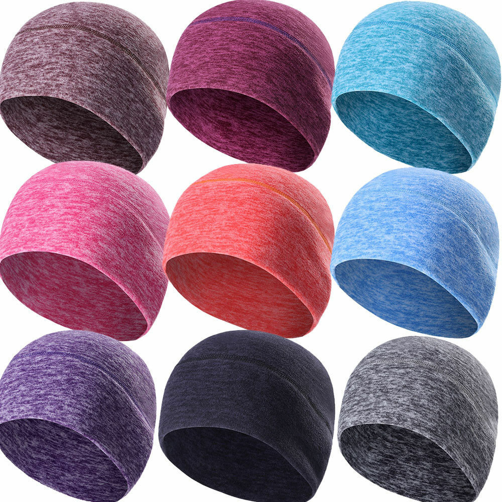 Windproof Winter Soft Warm Thermal Fleece Beanie Hat Skull Cap for Men & Women Clothing, Shoes & Accessories