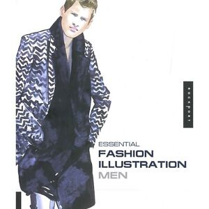ESSENTIAL-FASHION-ILLUSTRATION-MAN-by-Wayne-Chidy-WH2-R5-P-BL-NEW-BOOK