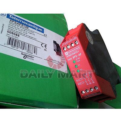 SCHNEIDER XPS-AF TYPE XPS-AF//SERIES B XPSAF5130 SAFETY RELAY