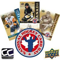 2010 Upper Deck National Hockey Card Day Lot of 100 Packs