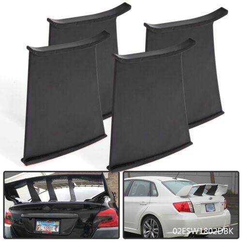 Gplus For Subaru WRX STi Sedan Wing Stiffi Support Stabilizer 2Pcs 2011-2014