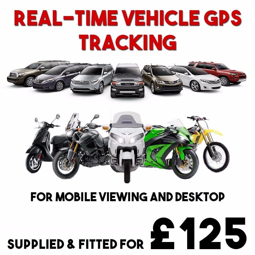 Vehicle tracking system car tracker GPS Fleet Management