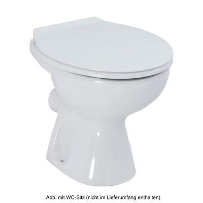 Ideal Standard Eurovit Stand-Tiefspül-WC, weiss, V312201