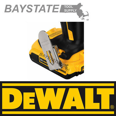 New Dewalt N435687 Belt Hook Clip Kit For Dcf620 Dcf620b Dcf622 Drywall Screwgun