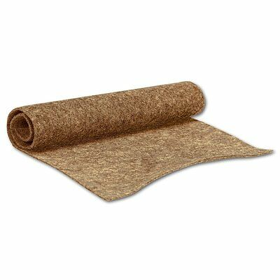 Zilla Reptile Terrarium Bedding Substrate Liner, Brown, 40BR/50G