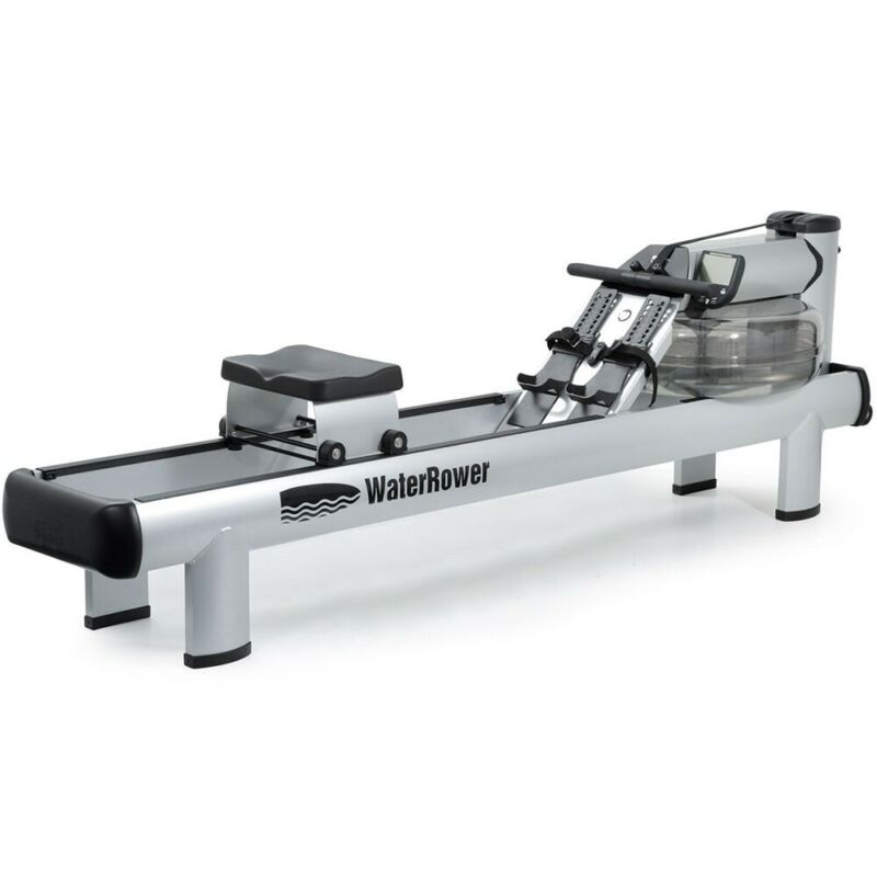 Water Rower M1 High Rise Barely Used, Excellent Condidtion, Professionally Built