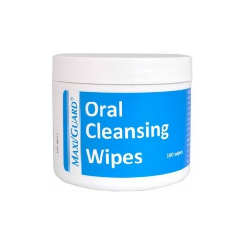 Maxi-Guard Oral Cleansing Wipes 100ct