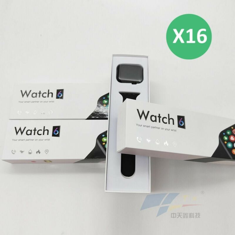 X16+smart+watches+Series+6+heart+rate+monitor+BT+Call+square+smartwatch%C2%A0