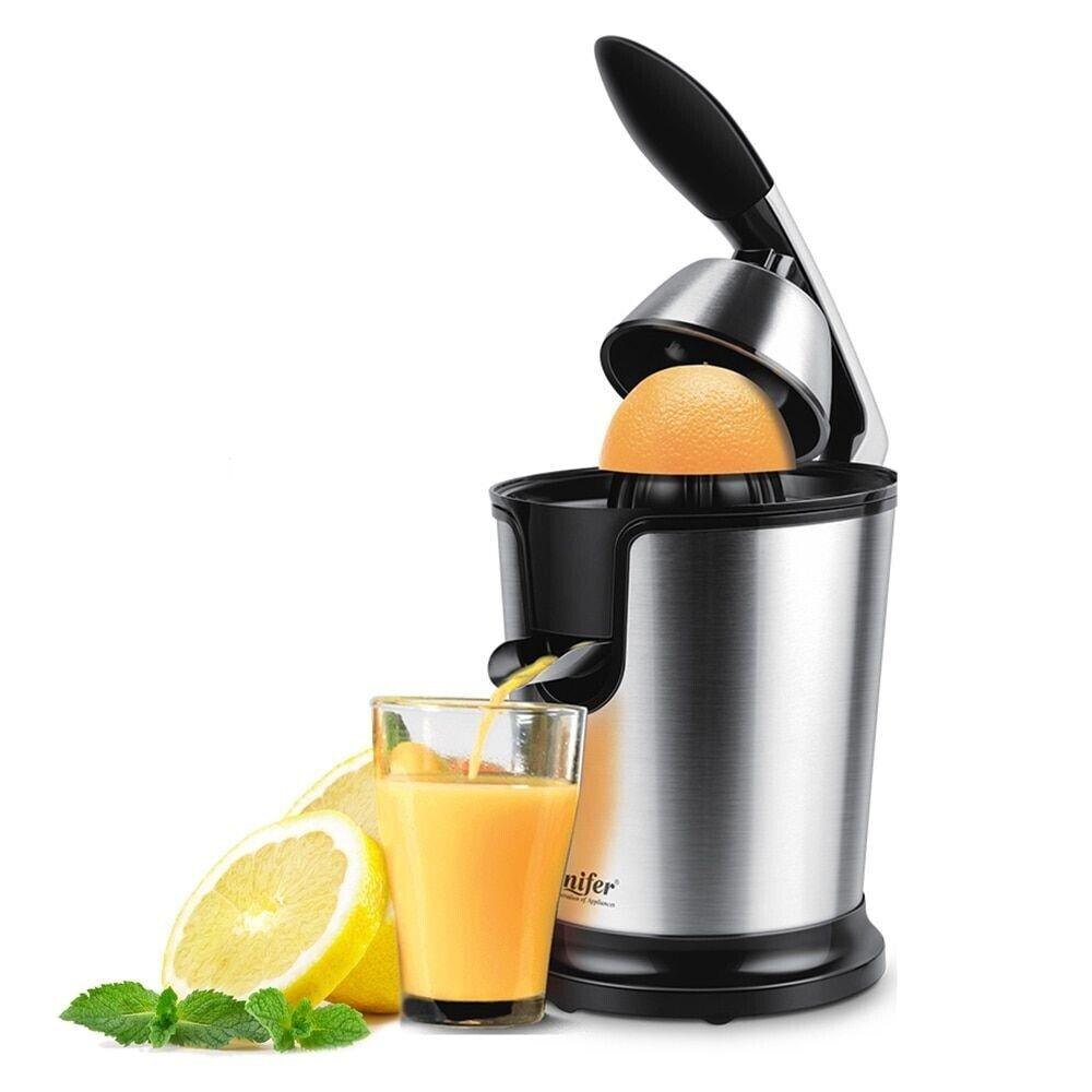 Electric Juicers Stainless Steel Household Orange Lemon Frui