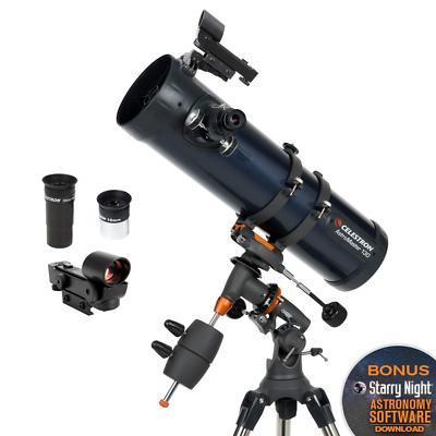 Celestron Astromaster 130EQ Astronomical Telescope #31045 (UK Stock) BNIB