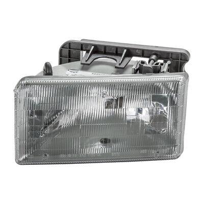 Headlight Assembly Left TYC 20-3512-00