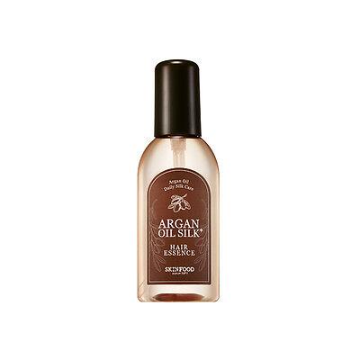 SKINFOOD [Skin Food] Argan Oil Silk Plus Hair Essence 100ml Free gifts